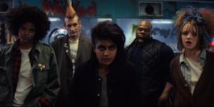 stranger things 2x07 eleven fuga