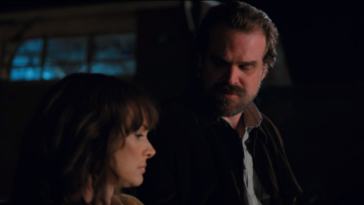 stranger things hopper joyce