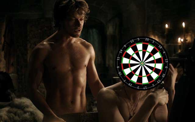 Theon bersaglio Ros