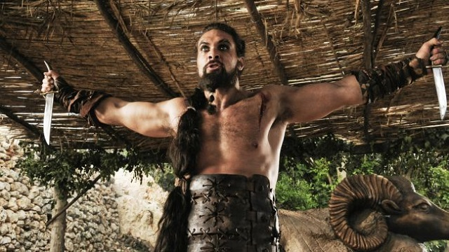 Bicipiti - Jason Momoa - Game of Thrones
