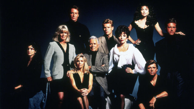 Dynasty - original cast