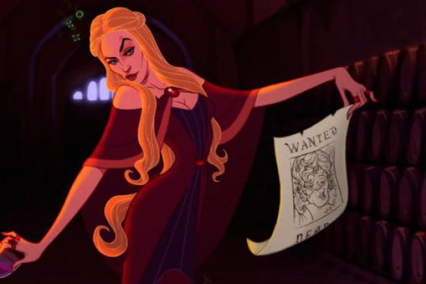 Come sarebbe stato Game of Thrones se fosse stato prodotto dalla Disney