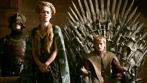 Cersei Lannister e Joffrey