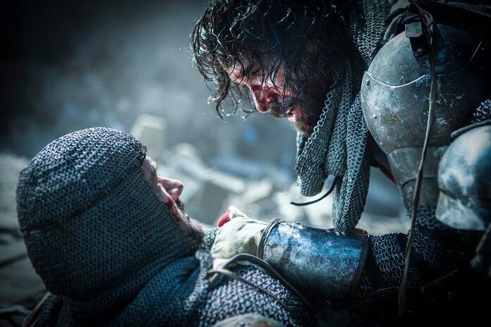 Knightfall 1x02 - La morte è soltanto l'inizio