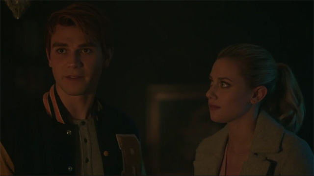 riverdale - archie betty