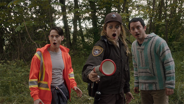 Dirk Gently: Holistic Agency