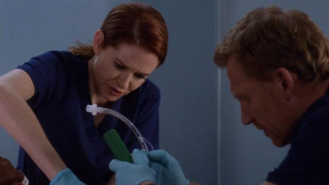 Grey's Anatomy - Kepner