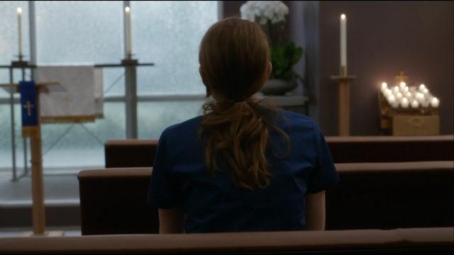 Grey's Anatomy - april 2