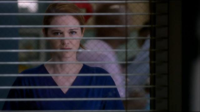 Grey's Anatomy - april 3
