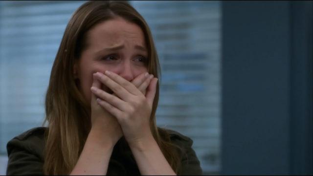 Grey's Anatomy - jo