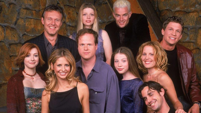Serie Tv - Buffy l'ammazzavampiri