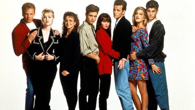 Serie Tv - beverly hills 90210