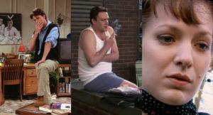 Il miglior spot antifumo nella storia delle Serie Tv