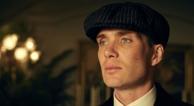 thomas shelby peaky blinders