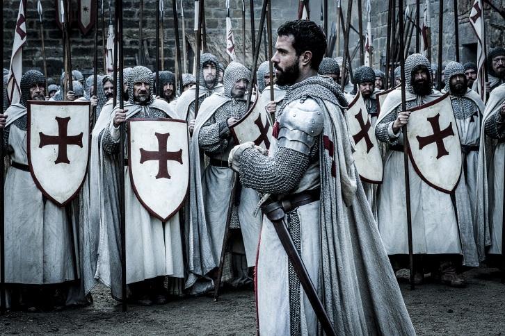Knightfall 1x09