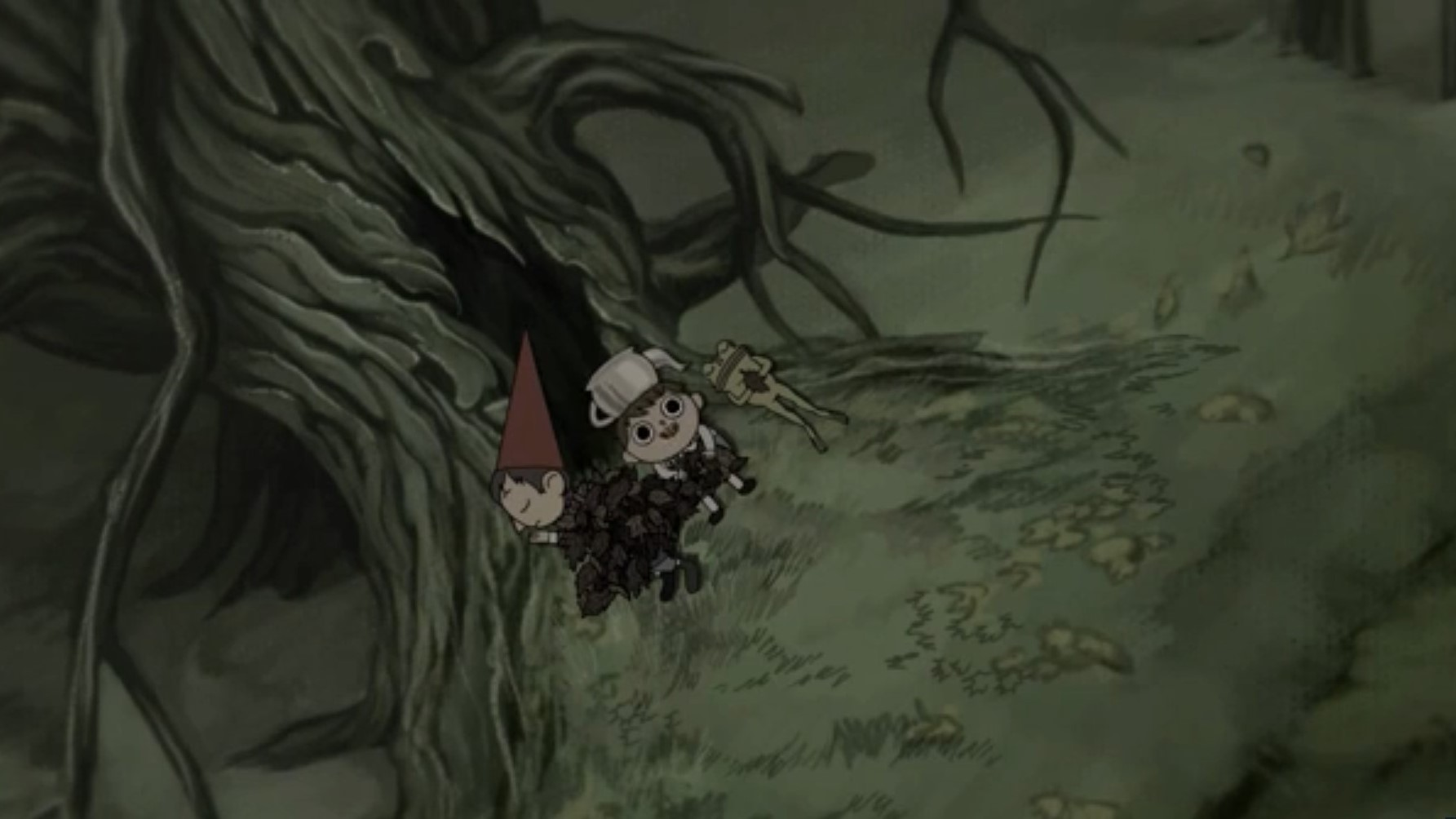 Over The Garden Wall Viaggio Nella Foresta Dei Misteri