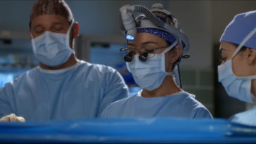 Grey's Anatomy - Amelia