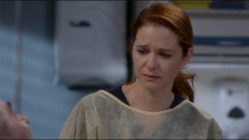 Grey's Anatomy - April