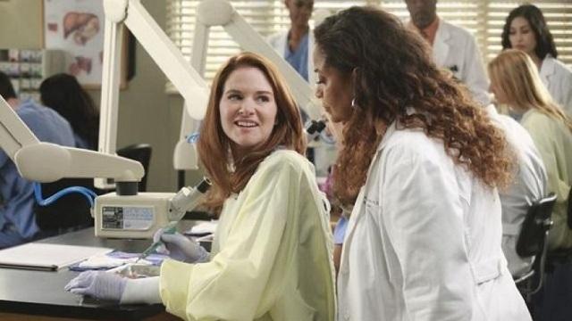 Grey's Anatomy - April Kepner and Catherine Avery