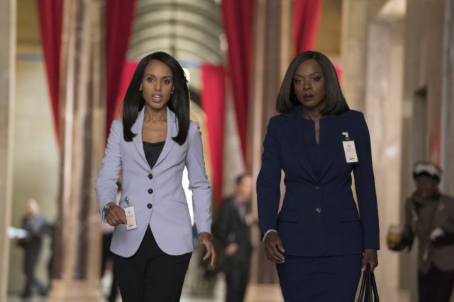 How to Get Away with Murder serie tv