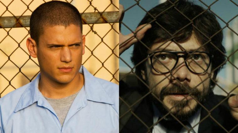La Casa de Papel - Le straordinarie similitudini con Prison Break