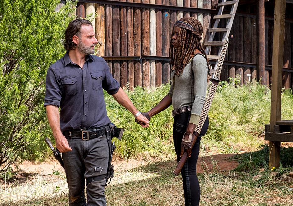 The Walking Dead 8x12 Recensione La chiave per il futuro