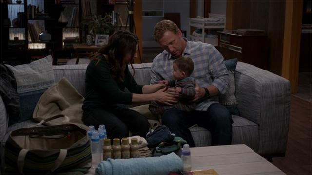 Grey's Anatomy - Amelia e Owen