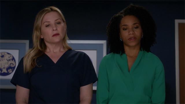 Grey's Anatomy - Arizona e Maggie