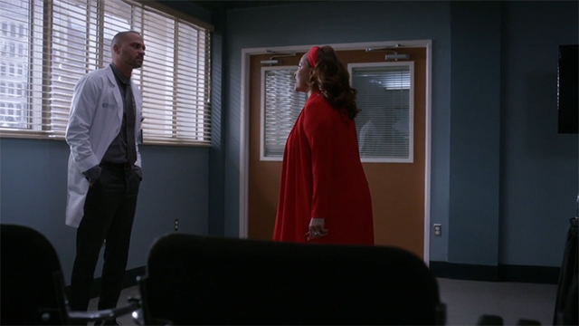 Grey's Anatomy - Catherine e Jackson