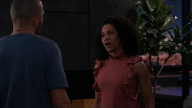 Grey's Anatomy - Maggie Jackson