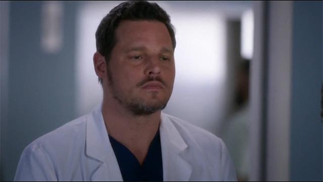 Grey's Anatomy - alex