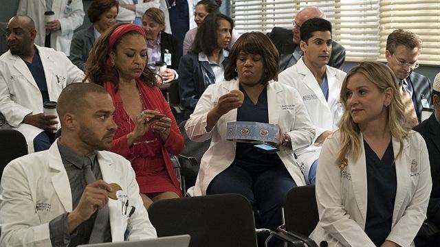 Grey's Anatomy - cast