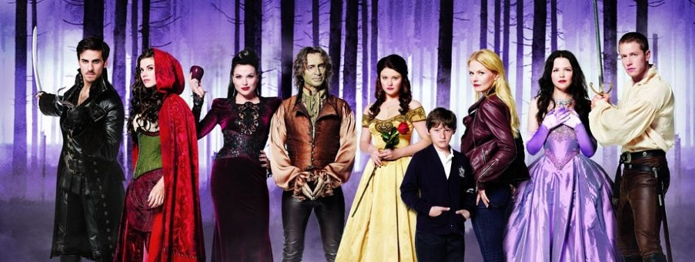 Copertina Once Upon A Time epic