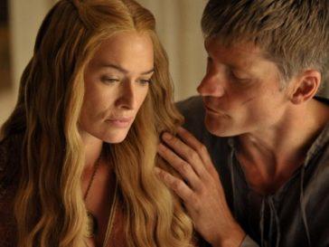 Game of Thrones - Cersei Lannister e Jamie