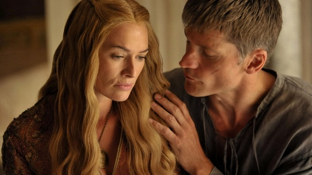 Game of Thrones - Cersei Lannister e Jamie