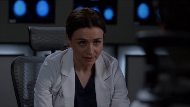 Grey's Anatomy - Amelia Shepherd