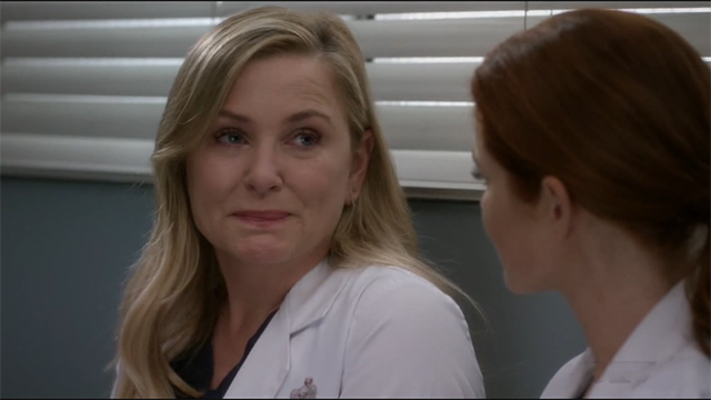 Grey's Anatomy - Arizona Robbins e April Kepner