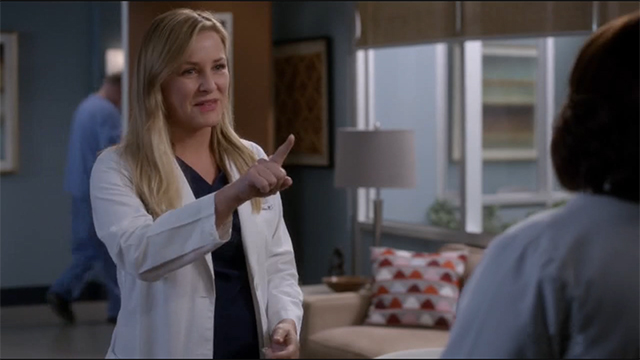 Grey's Anatomy - Arizona Robbins