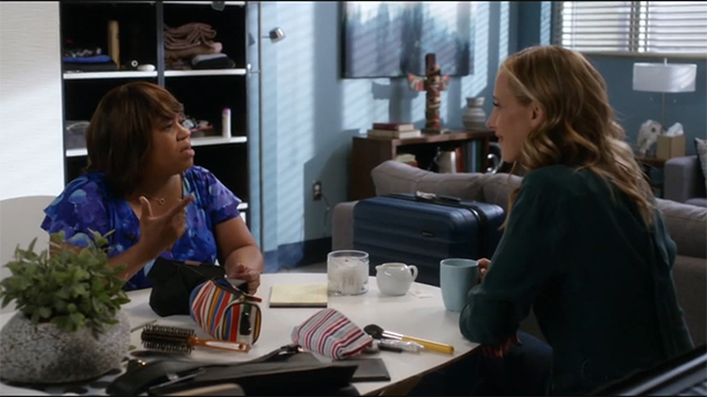 Grey's Anatomy - Miranda Bailey e Teddy Altman