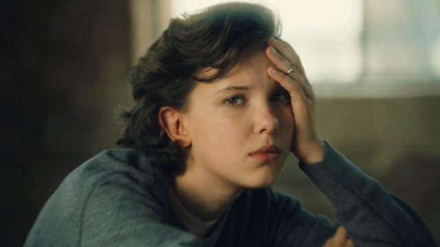 millie bobby brown serie tv