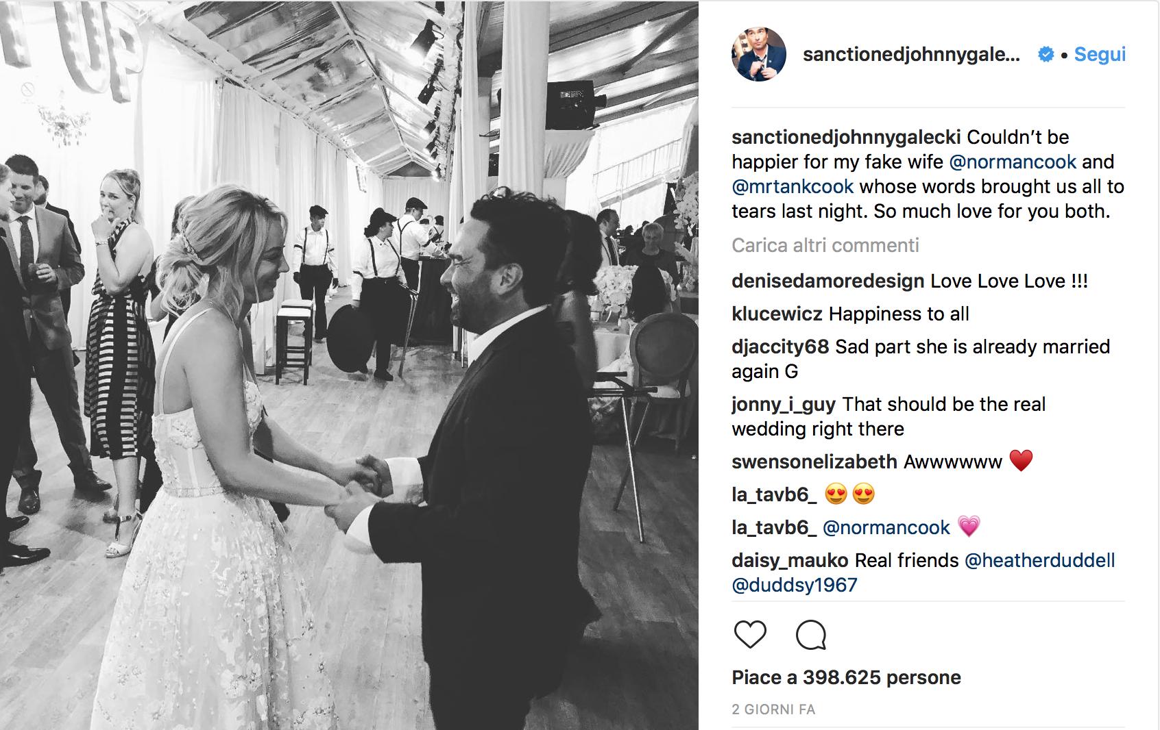 The Big Bang Theory matrimonio Kaley Cuoco