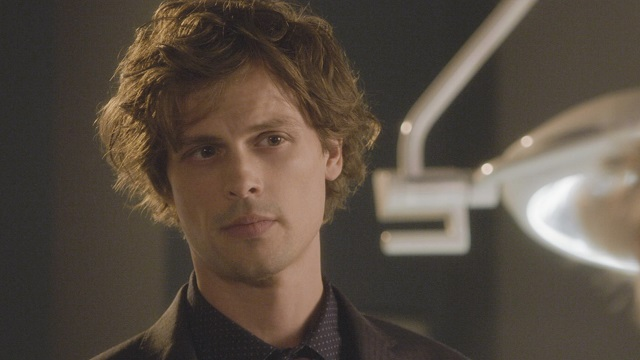 Sherlock - Spencer Reid