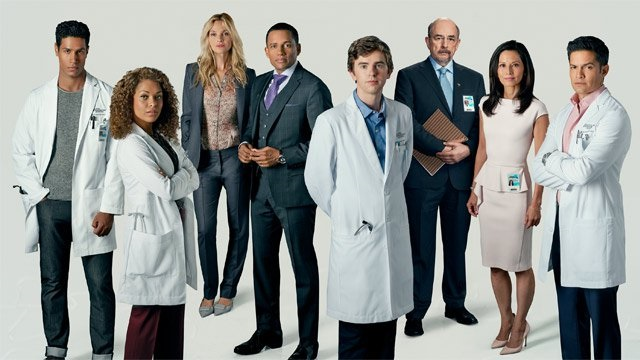the good doctor serie tv