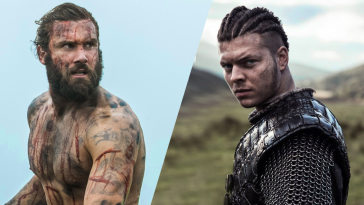 Rollo Ivar Vikings