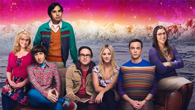 Chuck Lorre The Big Bang Theory