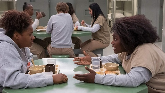 Orange Is The New Black - Taystee Cindy