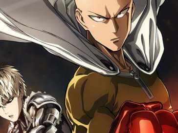 Netflix, One Punch Man