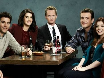 Sitcom - How I Met Your Mother