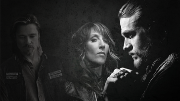 Jax, Gemma, JT, sons of anarchy