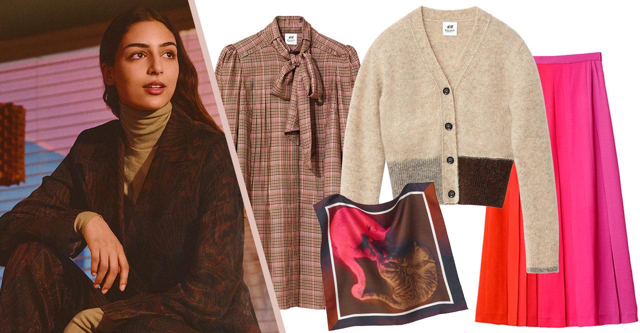 a basso prezzo 79127 6a969 Twin Peaks protagonista della nuova collezione A/W di H&M